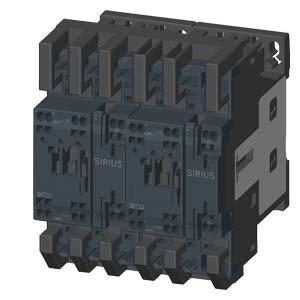Siemens - Inversor ac3 7,5kw 400v corriente alterna 230v s0 resorte