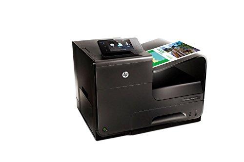 Bild 5: HP Officejet Pro X551dw All-in-One Multifunktionsdrucker (A4, Drucker, Scanner, Kopierer, Fax, Dokumentenecht, Wlan, USB, 2400x1200) schwarz