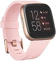 Fitbit Versa 2, el smartwatch que te ayuda a mejorar la salud y la forma física, y que incorpora control por v