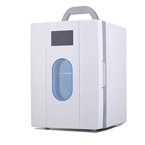 TYUIO ¡Mini refrigerador Compacto Compacto Retro