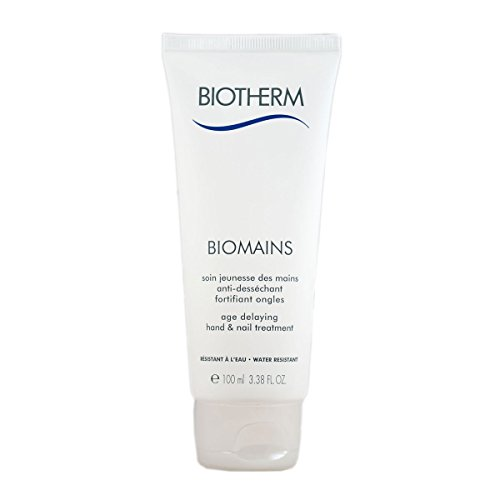 Biotherm Biomains Age Delaying, Tratamiento de Manos y Uñas, Unisex, 100 ml