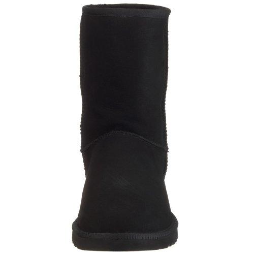 UGG Men's Classic Short 5800, Bottines homme Schwarz (black black)