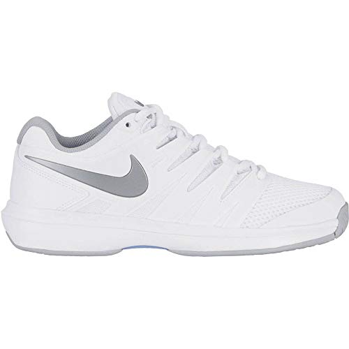 Nike - Air Zoom Prestige Damen Tennisschuh (weiß/grau) EU - Nike Tennis Prestige Zoom Air