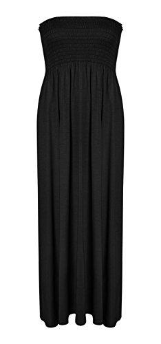 66 fashion district - Robe spécial grossesse - Décontracté - Femme Noir