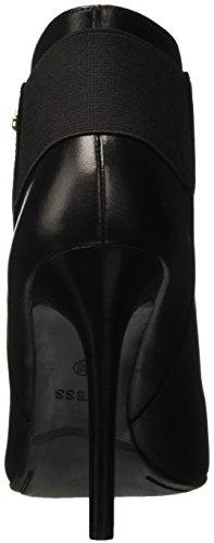Guess Oliva, bottes courtes avec de hauts talons Femme Noir