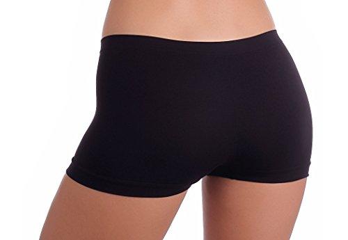 gatta-short-viki-underwear-seamless-short-pantie-bikini-3er-vorteilspack-gre-xl-46-48-black-schwarz