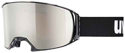 Uvex Skibrille craxx otg Black, One Size