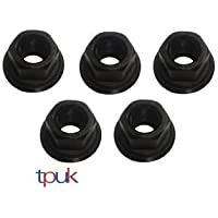 Transit Parti UK transito Dado ruota MK4 MK5 16 mm 1991 – 2000 – Set di 5 M16 130 160 e 190 6667020