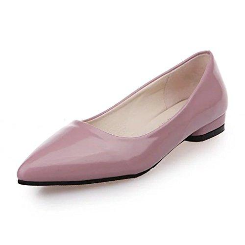superficiale Joker scarpe basse/La versione coreana degli appartamenti poco profonde in primavera/Joker scarpe B