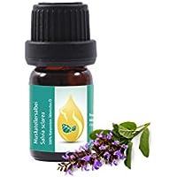 Muskatellersalbei (Salvia sclarea) - 100% naturreines, ätherisches Öl (5ml) preisvergleich bei billige-tabletten.eu