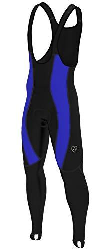 Deportes hera abbigliamento sportivo, da ciclismo, tuta con spalline e inserto in gel, lunga