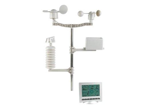 Veka Wetterstation, Regenmesser, Windmesser, USB