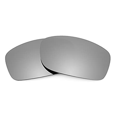 Revant Replacement Lenses for Oakley Fives Squared Polarized Titanium MirrorShield®