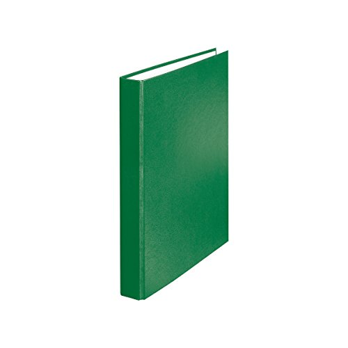 Falken PP-Color Kunststoff-Ringbuch 2 Ring-Mechanik DIN A4 Füllhöhe 25 mm grün Kalender Organizer...
