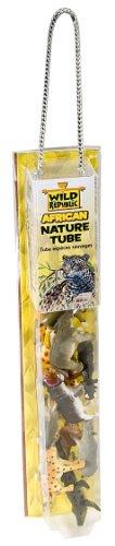 Wild Republic - Juguete Nature Tube, colección africano (12754)