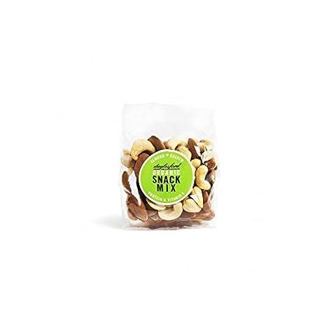 Daylesford Snack Organic Mix Cashew Et Amandes 125G