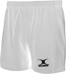 Gilbert Rugby Broek Virtuo Match Wit - XS