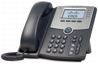 CSB IP PHONE 4 LINE SPA504G Cisco Lcd