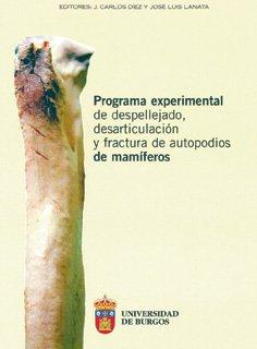 PROGRAMA EXPERIMENTAL DESPELLEJADO,DESARTICULACION Y FRACTU.