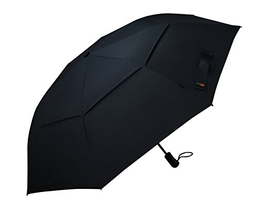 umenice-premium-foldable-golf-umbrella-automatic-8-rib-vented-210t-fabric-black-color