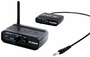 PORTABLE GUITAR WIRELESS SYSTEM GUITARLINK WIRELESS By ALESIS