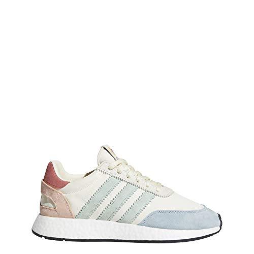 adidas Herren I-5923 Pride Gymnastikschuhe, Weiß (Blacre/Ftwbla/Negbás 000), 45 1/3 EU (Schuhe Adidas Damen Bunt)