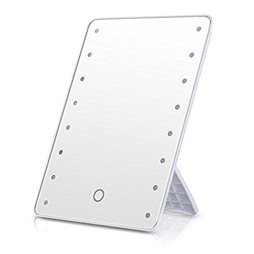 guo-touch-pieghevole-led-illuminato-specchio-vanity-con-cavallettosmart-touch-16led-luce-specchio-va