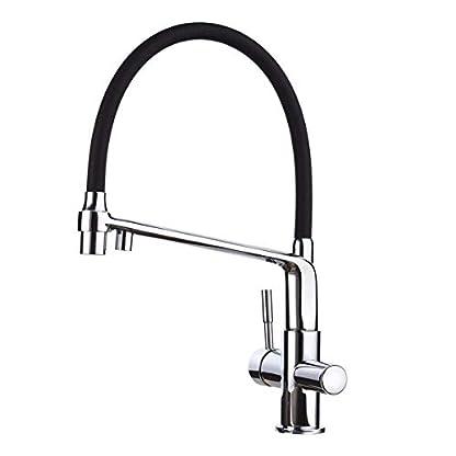 GAPPO – Pulverizador de doble función 3 en 1 para purificador de filtro de agua y fregadero de cocina