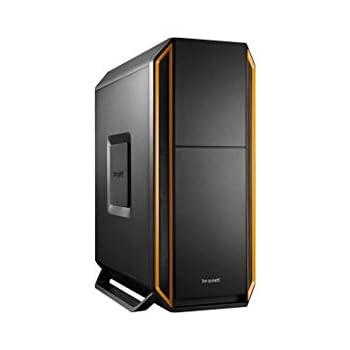 be quiet! Silent Base 800 BG001 ATX PC-Gehäuse Orange