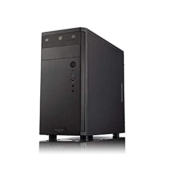 PALICOMP Gaming PC INTEL Coffee Lake Core i3 8100 3.6Ghz - 8GB DDR4 2133Mhz RAM - 1TB Sata3 HDD - NO OS - INTEL HD Graphics - CAS3