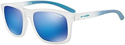 Arnette An4233 242425, Gafas De Sol Unisex, Multicolor, 57