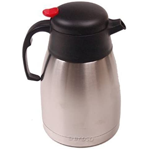 Prima 1.5 Litre Stainless Steel Coffee Pot 17078C by Prima