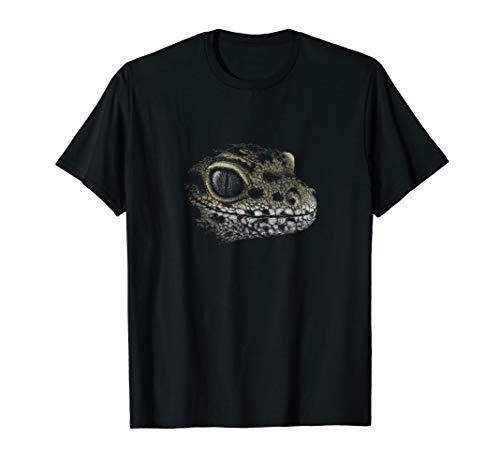 Lässiges LeopardGecko T-Shirt | Coole Eidechsen Gecko Kunst -