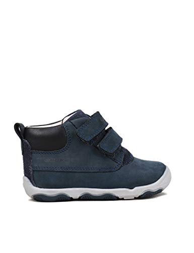 Geox Baby Jungen B New BALU' Boy C Ankle Boot, Navy, 22 EU