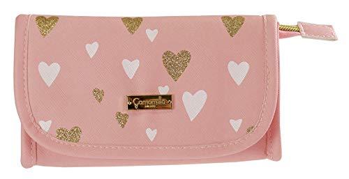 9dae793f719c6 Camomilla Milano- Mini trousse c specchio rosa beauty cherie