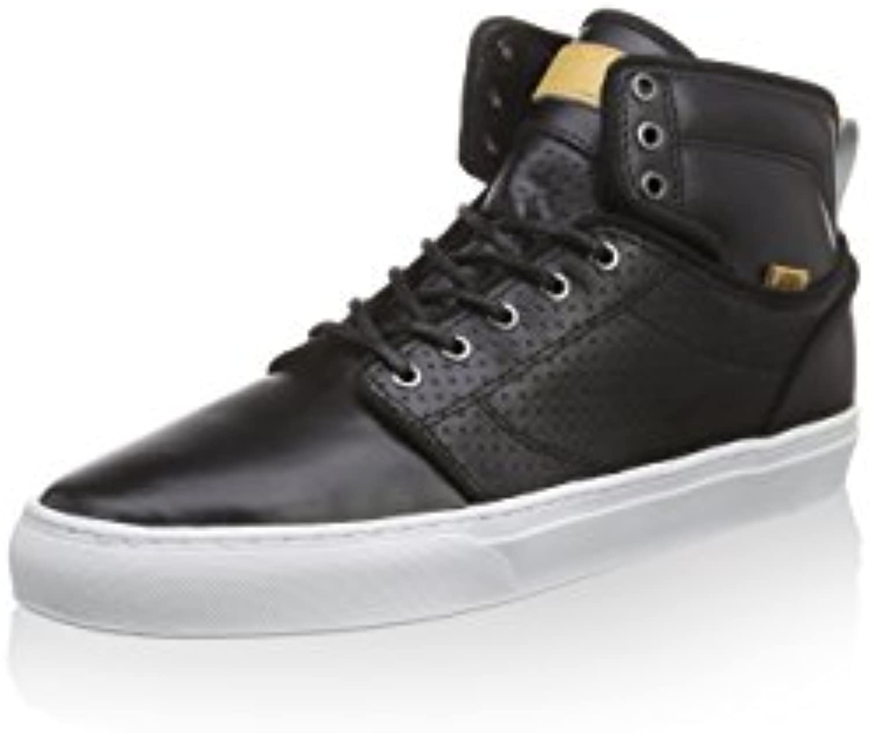 Vans Hightop Sneaker M Alomar Schwarz EU 42.5 US 9.5
