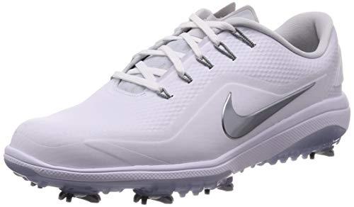 quality design c37be c6977 Nike React Vapor 2, Chaussures de Golf Homme, Blanc.