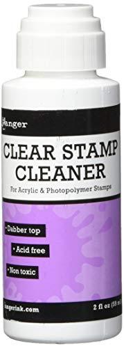 Ranger Clear Stamp Reiniger, weiß -