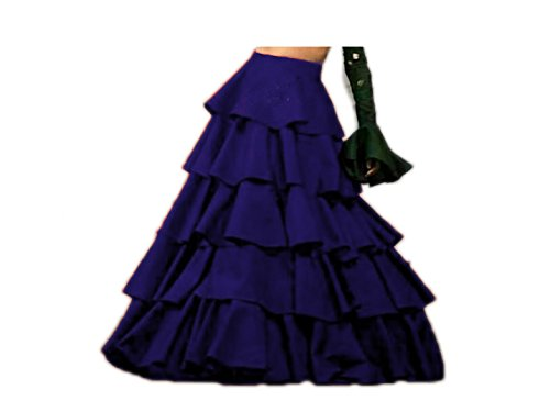 Indo western Ruffle Style Lehenga (Skirts)