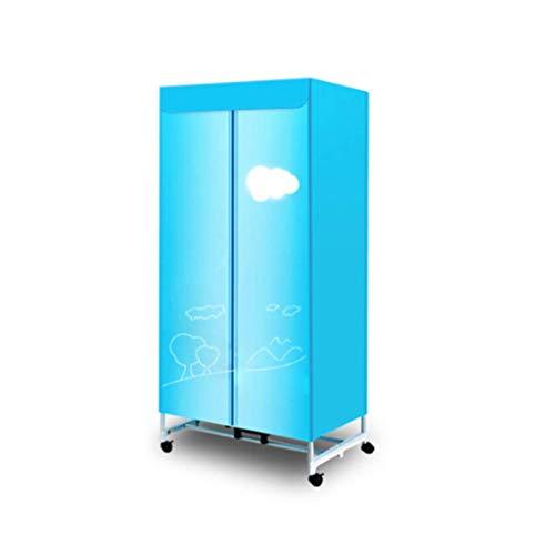 Asciugatrice elettrica forwin uk- essiccatore a basso consumo domestico, essiccatore a doppio strato in acciaio inox 900 watt, con puleggia mobile universale