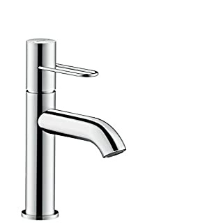 AXOR Uno Basin Tap 100 Loop Handle, Without Waste, chrome