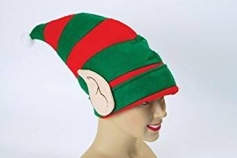 Elfen Weihnachten Hut mit Ohren