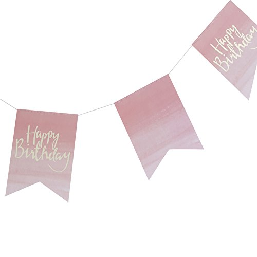 Pick and Mix - Sprinkles Paper Mini Bunting