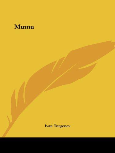 Mumu Cover Image
