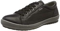 Legero Damen Tanaro Gore-tex Sneaker, Schwarz (Schwarz (Schwarz) 02), 40 EU (6.5 UK)