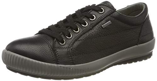 Legero Damen Tanaro Gore-tex Sneaker, Schwarz (Schwarz (Schwarz) 02), 43 EU (9 UK)