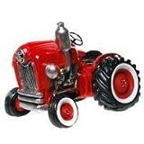 "Spardose,Sparbüchse  Traktor ""Nostalgie"" in rot"