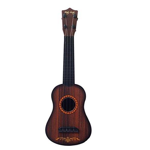 Spielzeuggitarre Ukulele mit Tönen mit lebendigen Tönen und einstellbaren Saiten