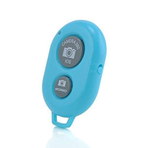 I-Sonite Wireless Bluetooth Kamera Shutter Fernbedienung Kompatibel mit Allen IOS und Android Geräten für Samsung Galaxy A8 Star (A9 Star)