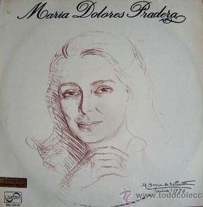 María Dolores Pradera -  Éxitos de María Dolores Pradera